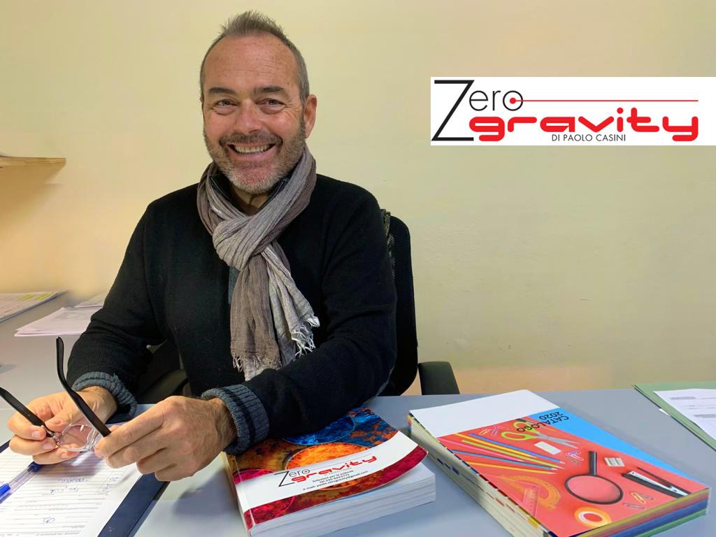 Zero Gravity - Materiale per ufficio - Reggio Emilia